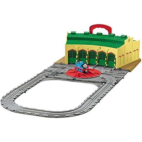 Fisher-Price - Take'n Play - Cocheras De Tidmouth (Mattel)