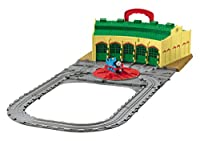Thomas & Friends Take-n-Play Tidmouth Sheds Playset