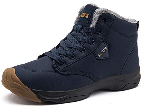 SINOES Zapatos de Senderismo al Aire Libre Zapatos de Escalada Zapatillas de...