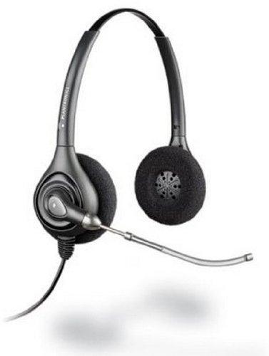 Plantronics D261/A SupraPlus Digital Headset Binaural Supraplus Binaural Voice Tube