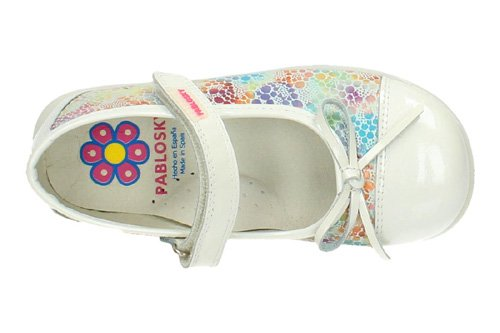 Pablosky , Ballerines pour fille - BLANCO