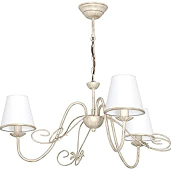 9969 Lustre suspension Klara 50-60 cm x 76 cm x 76 cm