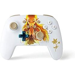 Manette sans fil améliorée de Nintendo Switch - Princess Zelda