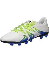 adidas X 15.4 Fxg, Botas de Fútbol Para Hombre