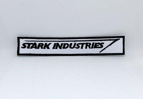 Parche bordado Stark Industries Iron Man coser planchar
