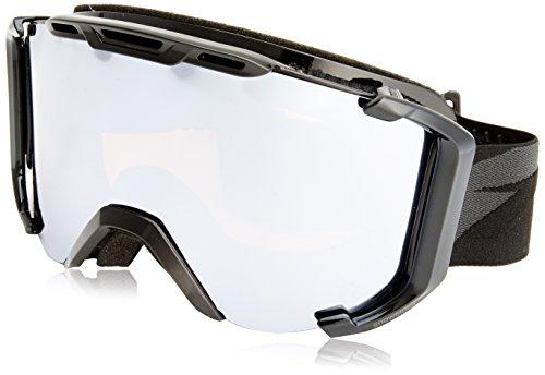 Uvex Skibrille snowstrike LTM Black, One Size