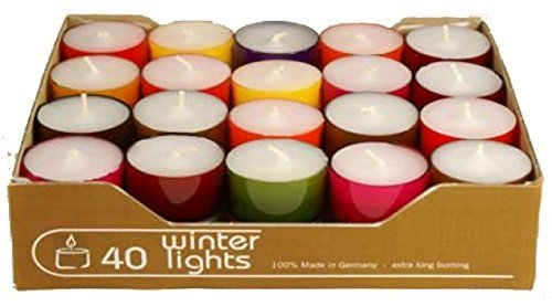 wenzel-kerzen-23-229-40-uk-winterlights-candeline-da-38-mm-con-involucro-in-pc-crazy-mix-colori-asso