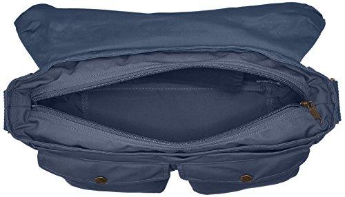Fjällräven oevik Shoulder Bag borsa a tracolla unisex Blu