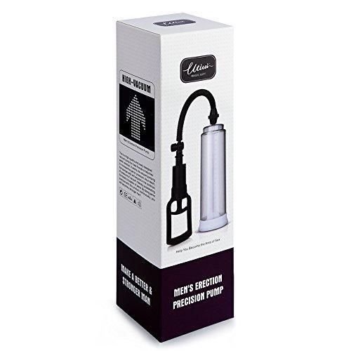 Utimi Penispumpe Vakuumpumpe Penisvergrößerer zur Hilfe der Erektion und Sexzeit-Verlängerung - 8