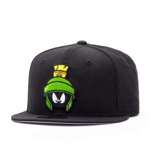 New Era Marvin The Martian 59FIFTY Fitted Cap black