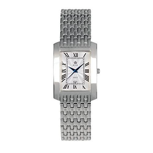Royal London 20018-05 - Reloj para mujeres, correa de acero inoxidable color plateado