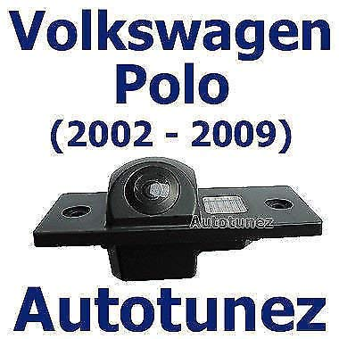 Tunez Rückfahrkamera für Volkswagen Polo Typ 9N 9N3, VW Rückfahrkamera