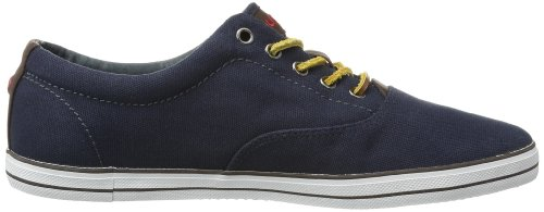 Bugatti F48086, Sneaker uomo Blu Blau (navy 423) Blu (Blau (navy 423))