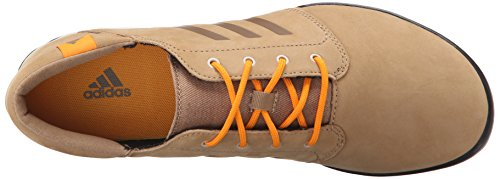 Adidas Outdoor Daroga Sleek escursionismo scarpe, cartone / EQT arancio / nero, 5,5 M Us Cardboard/EQT Orange/Black