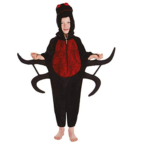 Fun Shack FNK3889M Kostüm, Unisex Children, Spider, m