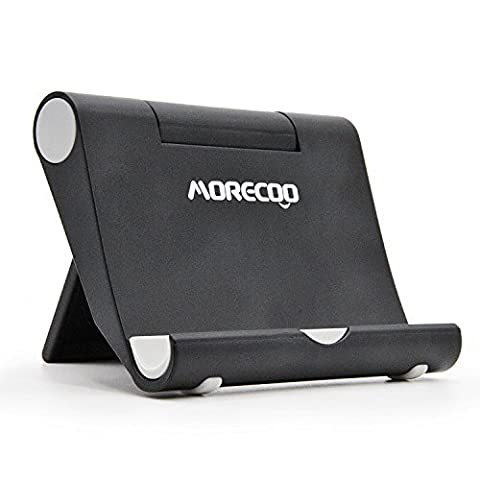 Phone Stand ,MORECOO Multi-Angle Adjustable Cell Phone Holder For iPhone,