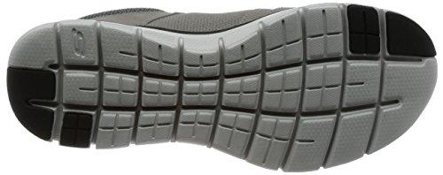 SCARPE SKECHERS FLEX ADVANTAGE 2.0 DALI CODICE 52124-CHAR Grigio