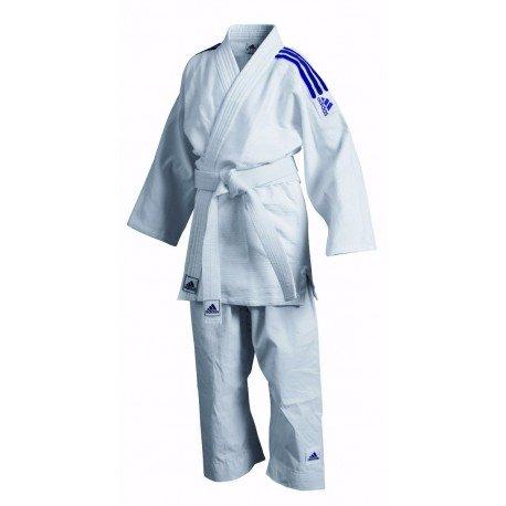 Judogi ADIDAS CLUB J350 kimono d'entraînement blanc - T-110
