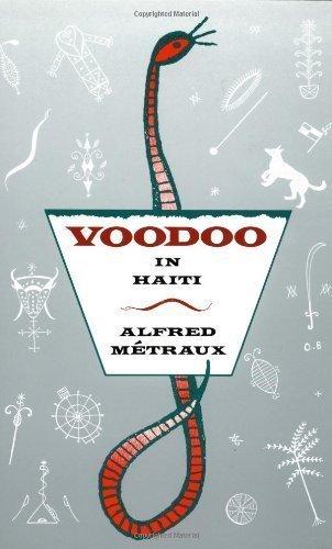 Voodoo in Haiti by Metraux, Alfred (1989) Paperback
