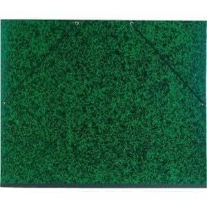 Carton à dessin avec élastiques annonay vert 67x94 cm