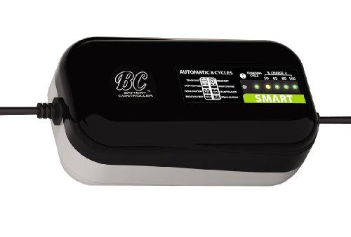BC Battery Controller 700DEBCS4000 Chargeur Mainteneur pour Batteries 12 Volts Auto et Moto, 4 A