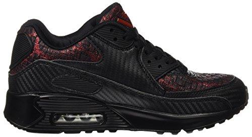 Beppi - Casual Shoe, Scarpe sportive Donna Nero