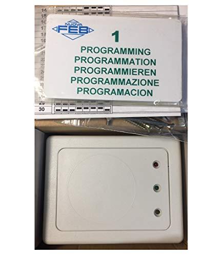 Lettore di prossimità PM2-12V IP65 - Nuova Feb