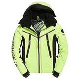 Superdry Herren Skijacke Downhill Racer Limette (404) S