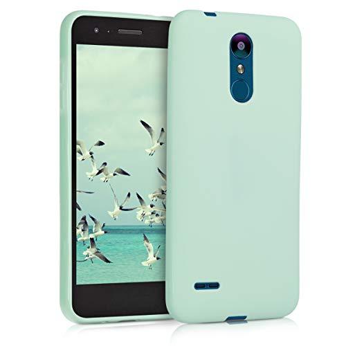 kwmobile LG K8 (2018) / K9 Hülle - Handyhülle für LG K8 (2018) / K9 - Handy Case in Mintgrün matt