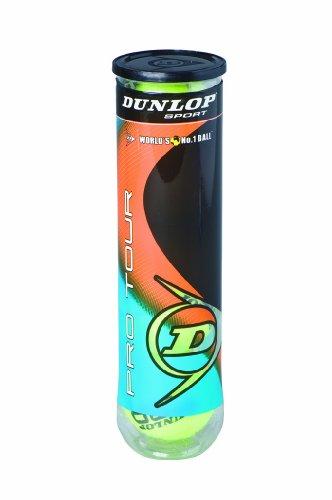 Dunlop Tennisball Pro Tour, gelb