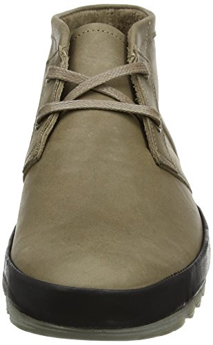 FLY London Mipa698fly, Desert Boots Homme Beige (Taupe Black)