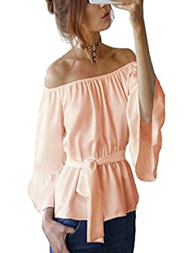 Leezeshaw - Camisas - para mujer
