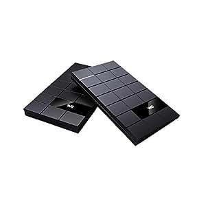 """WE WE1056 Disque dur externe SATA 2,5"""" 1 To Micro USB 3.0 Noir"""