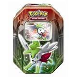 Amigo 25288 - TC Pokemon Tin Deck Box 9 Shaymin