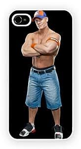 iPhone 5C, John Cena WWE iPhone, Nouveau Printed cas dur de téléphone - Coque de protection - Installez le - Haut Quaility