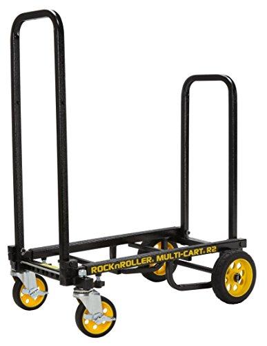 Rock-N-Roller R2RT (Micro) 8-in-1 Folding Multi-Cart/Hand Truck/Dolly/Platform