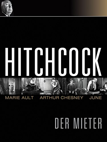 Hitchcock: Der Mieter (Mehrere Pistole Fall)