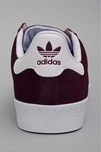 Adidas Superstar Vulc Adv Maroon - Sneakers Brown Suede Bordeaux