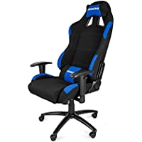 Silla Gaming AKRACING AK-7012-BL Negra/Azul