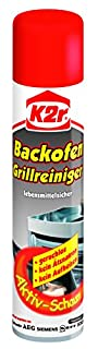 K2r Backofen-Grillreiniger Spray, 3er Pack (3 x 400 ml) (B0049MEECA) | Amazon price tracker / tracking, Amazon price history charts, Amazon price watches, Amazon price drop alerts