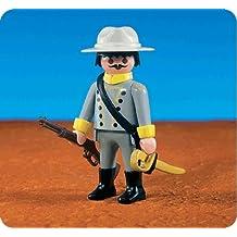 PLAYMOBIL 7663 - Capitán Confederado