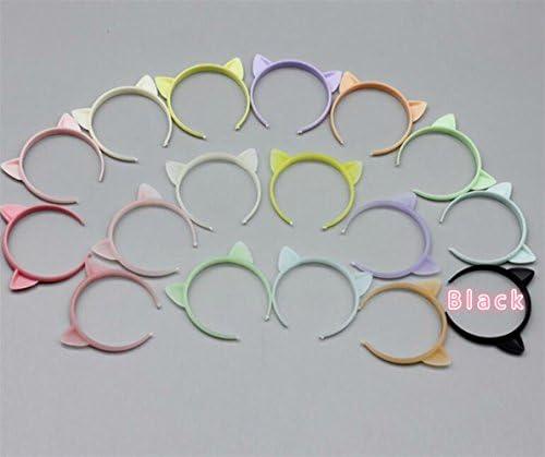Visic 1/8 Poupées Accessoires Mini Mini Mini Bandeau Hairband (Noir) B07FC99XWF 854fc4