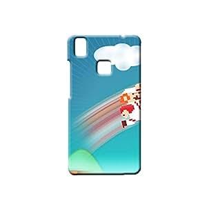 G-STAR Designer Printed Back case cover for VIVO V3 - G3645