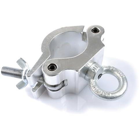 Morsetto con anello occhiello M12 per 48-51 mm tubo