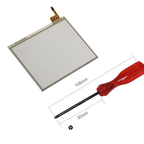 Timorn Ecran Tactile de Remplacement à Ecran Tactile Touchpad pour NDSL NDS Lite DSL (1 jeu)