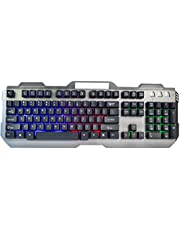 FOXIN WIRED GAMING KEYBOARD FGK 901