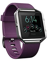 Fitbit Unisex Fitness Uhr Blaze