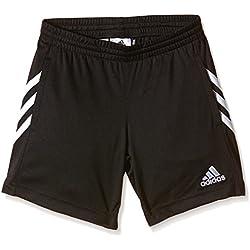 adidas Sere14 Trg Sh Y Pantalones Cortos, Niños, Negro / Blanco, 152