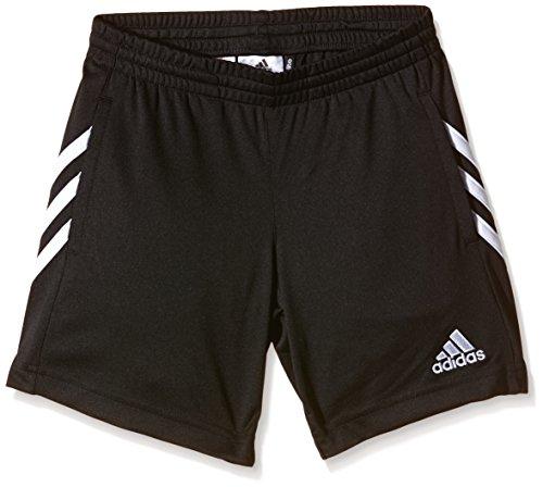 adidas Jungen Trainingsshorts Sereno 14, black/white, 14 Jahre, D82943