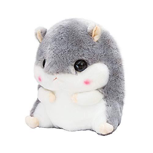 Zhyaj bambola di criceto, comoda bambola in peluche, materiale in peluche per bambini in cotone pp 45 * 30 cm può essere usato come regalo o giocattolo per animali domestici